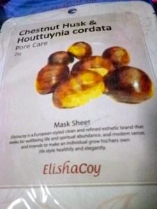 ❤ ElishaCoy Chestnut Husk & Houttuynia Cordata