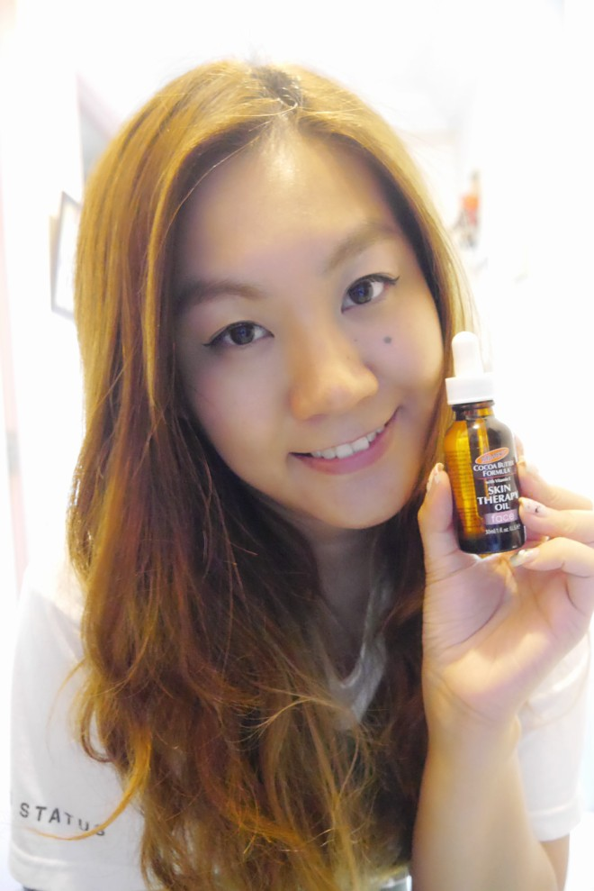 Palmer's Skin Theraphy Oil 3
