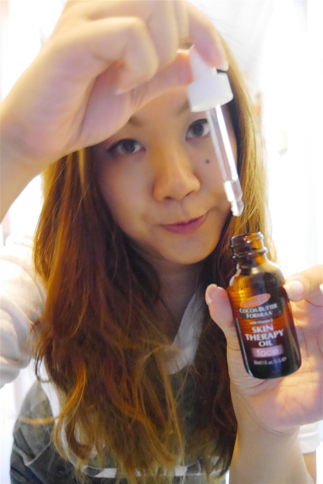 Palmer's Skin Theraphy Oil 5