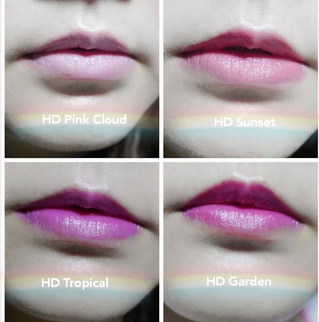 Revlon Ultra HD Gel Lipstick pink